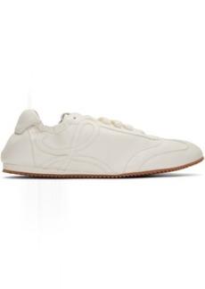 Loewe Off-White Ballet Runner Sneakers