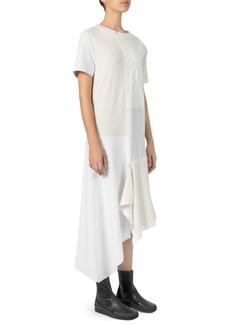 Loewe Patchwork T-Shirt Dress