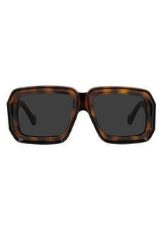 Loewe x Paula's Ibiza 56mm Mask Sunglasses