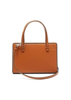 Loewe Postal medium leather bag