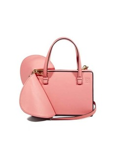 Loewe Postal Wings small leather box bag