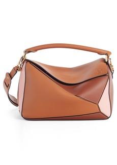 Loewe Puzzle Bicolor Leather Bag