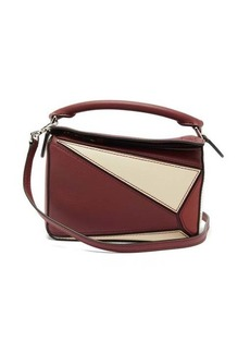 Loewe Puzzle mini leather cross-body bag