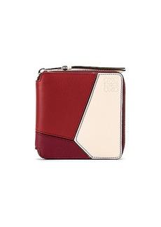 Loewe Puzzle Square Zip Wallet
