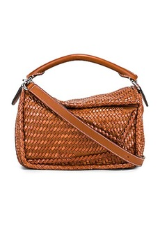 Loewe Puzzle Woven Small Bag