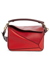 Loewe Small Colorblock Puzzle Bag