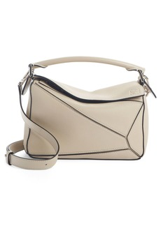 Loewe Small Puzzle Leather Shoulder Bag