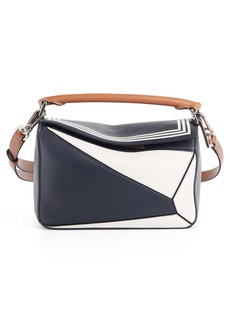 Loewe Small Puzzle Sailor Leather Bag