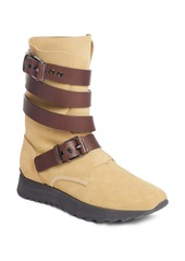 Loewe Strappy Belted Boot (Women)