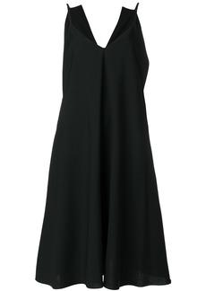 Loewe trapeze dress - Black