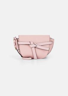 LOEWE Women's Gate Mini Leather Shoulder Bag - Pastel Pink