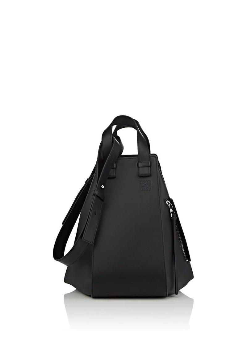 Loewe LOEWE Women s Hammock Medium Leather Bag - Black  bcbb743732671
