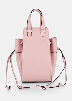 LOEWE Women's Hammock Mini Leather Bag - Pastel Pink