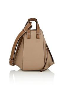 LOEWE Women's Hammock Small Leather Bag - Sand