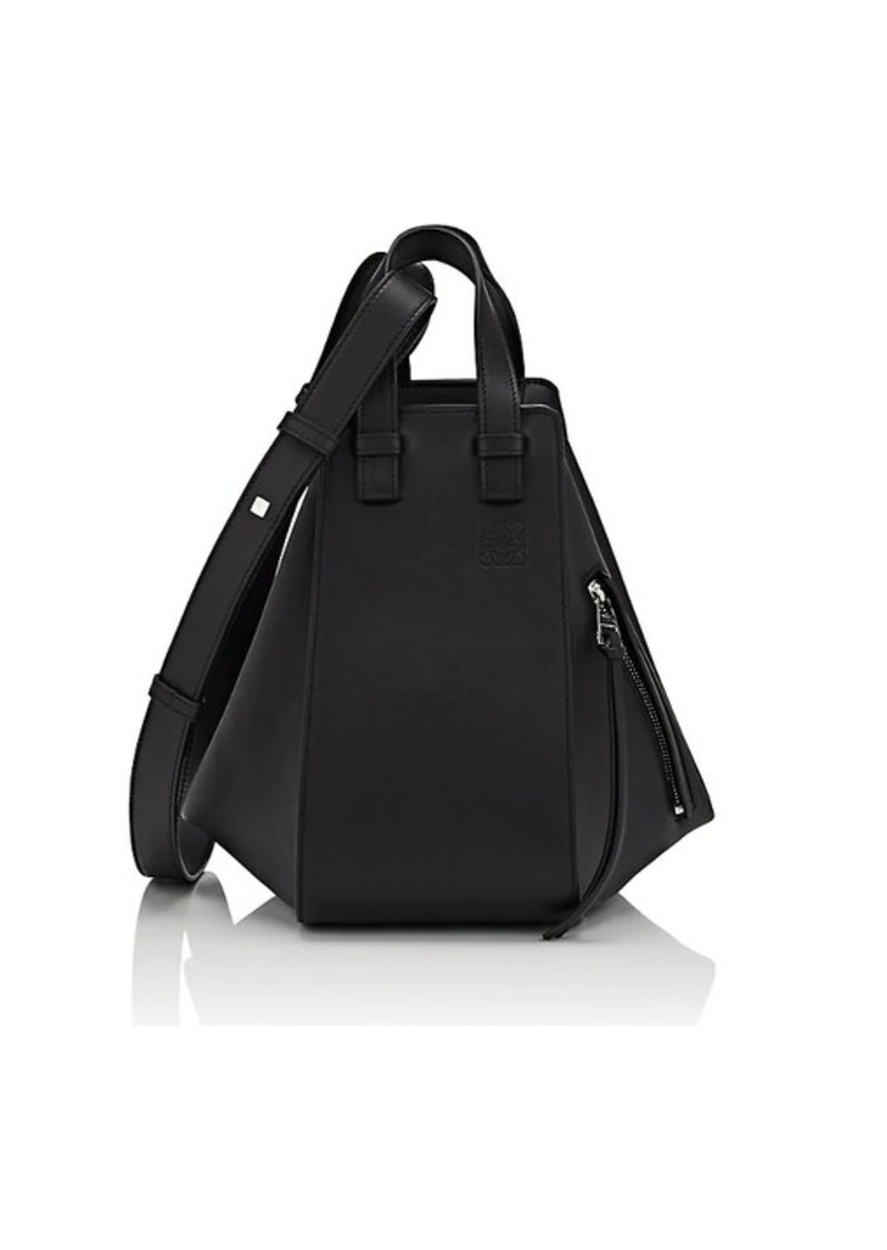 Loewe LOEWE Women s Hammock Small Leather Bag - Black  a78f74b43e8a8
