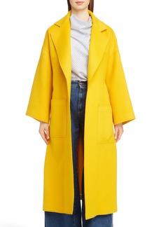 Loewe Wool & Cashmere Wrap Coat