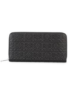 Loewe logo embossed wallet
