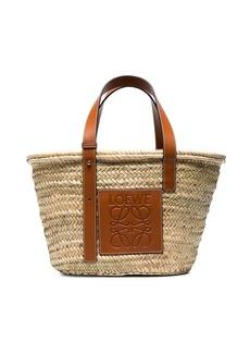 Loewe logo medium basket bag
