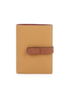 Loewe Medium Vertical Leather Wallet