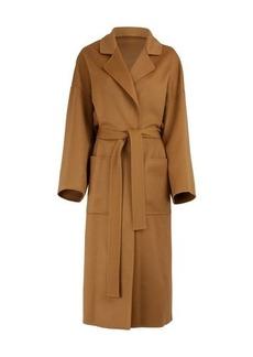 Loewe Oversize coat with belt