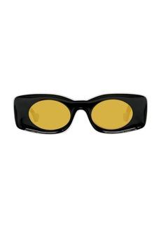 Loewe Paula Ibiza Original 49MM Square Sunglasses