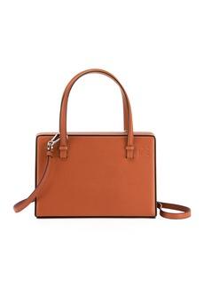 Loewe Postal Natural Calf Box Bag