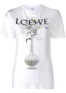 Loewe print T-shirt