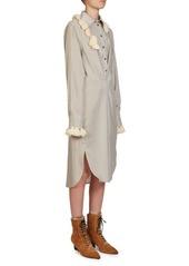 Loewe Silk Shirt Dress