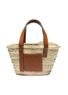 Loewe small basket tote bag