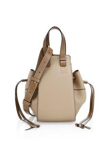 Loewe Small Hammock Drawstring Leather Bag