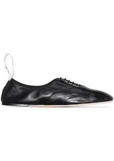 Loewe Soft Derby leather lace-up shoes