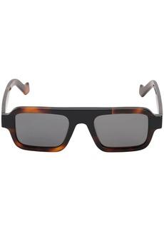 Loewe Square Havana Acetate Sunglasses