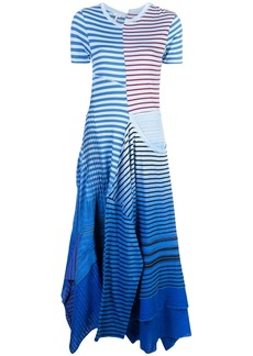Loewe striped dress