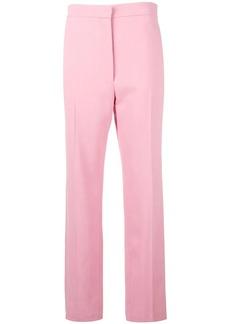 Loewe twill slim trousers