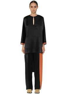 Loewe Viscose Satin Shirt