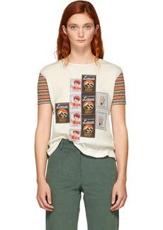 Loewe White & Black Label T-Shirt