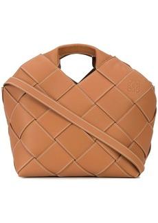 Loewe woven basket bag