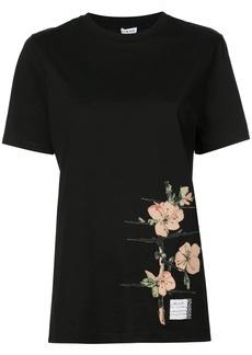 Loewe x Charles Rennie Mackintosh T-shirt