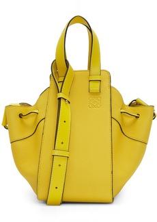 Loewe Yellow Small Drawstring Hammock Bag