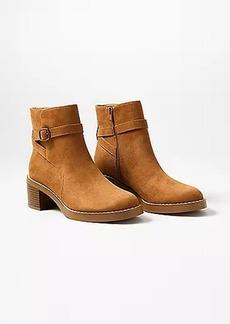 LOFT Ankle Riding Boots