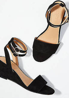 LOFT Ankle Strap Wedges