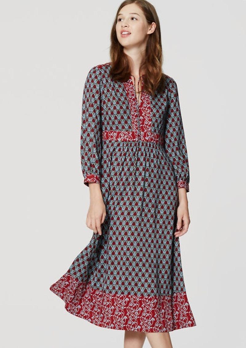 loft dresses. Autumn Bloom Midi Dress. LOFT Loft Dresses D