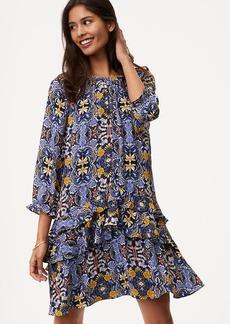 Autumn Dream Shirtdress