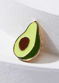 LOFT Avocado Enamel Pin