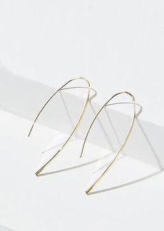 LOFT Bar Pull Through Earrings