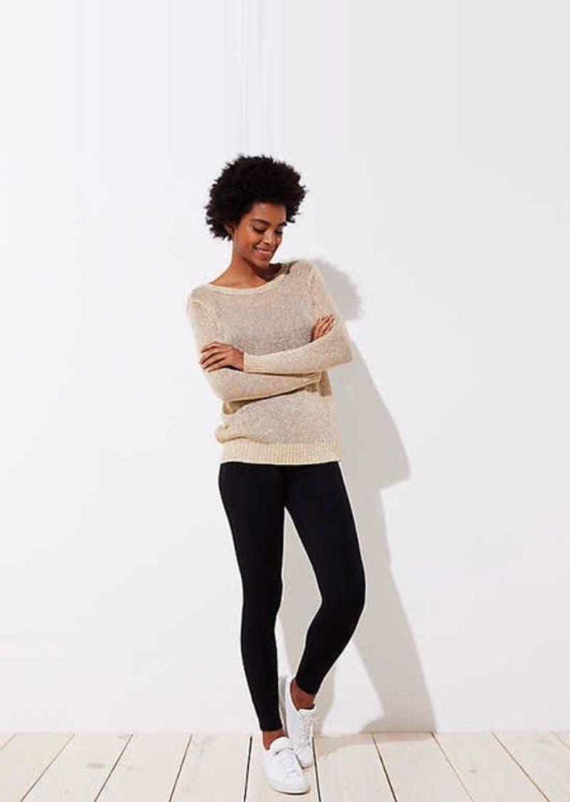 LOFT Basic Leggings