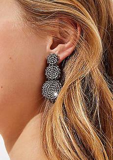 LOFT Beaded Drop Earrings