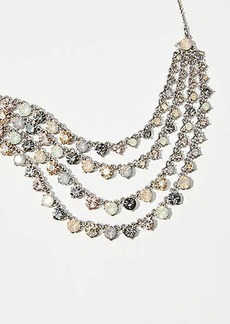 LOFT Beaded Statement Necklace