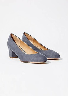 LOFT Block Heel Pumps