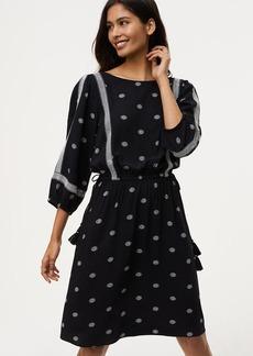 Bloom Tassel Dress